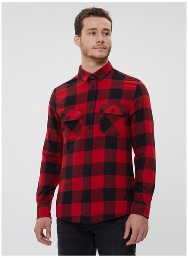 Lee Cooper Gömlek Kırmızı